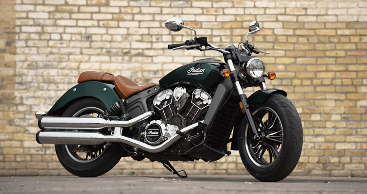 Indian® Scout - LEVE