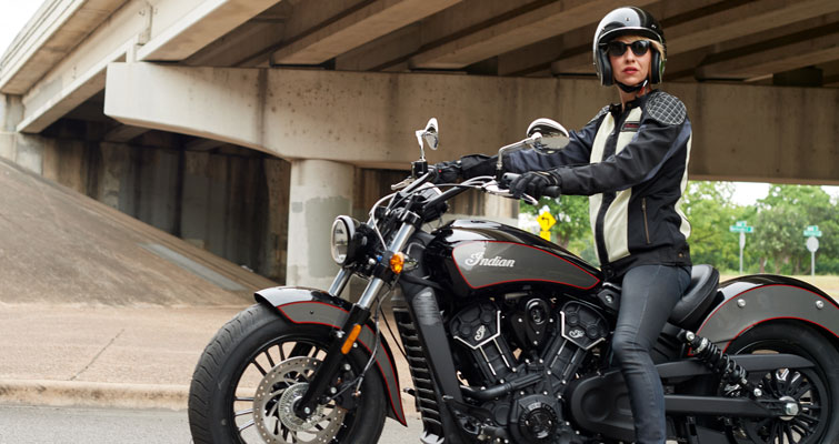 Indian® Scout Sixty - MODERNIDADE